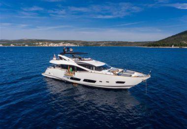 Купить яхту Sunseeker 28m Yacht - SUNSEEKER 2013 в Atlantic Yacht and Ship