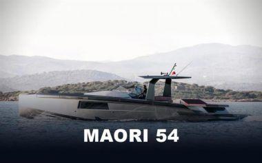 "MAORI 54 - MAORI 54' 0"" yacht sale"