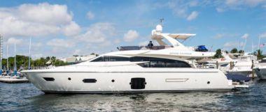 Spare Change - FERRETTI 720 yacht sale