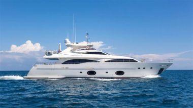 Продажа яхты The Capital - FERRETTI CUSTOM LINE 97