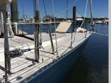 Buy a 1987 Warwick  at Atlantic Yacht and Ship