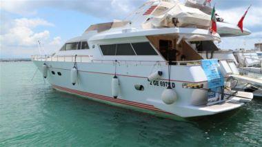 Стоимость яхты Vera - CANTIERE NAVALI 1993