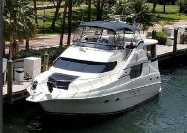 Продажа яхты EMMA CAROLINE II - SILVERTON
