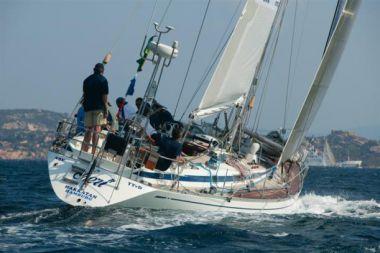 "Buy a yacht CHERI - NAUTOR'S SWAN 51' 3"""
