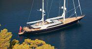 Стоимость яхты Melek