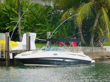 Купить яхту 26ft 2010 Sea Ray 260 Sundeck в Atlantic Yacht and Ship