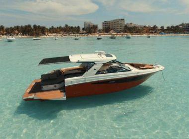 Купить яхту BAJO OFERTA! 2018 Sea Ray SLX 400 @ Cancun (como Nueva)! - SEA RAY 400 SLX в Atlantic Yacht and Ship