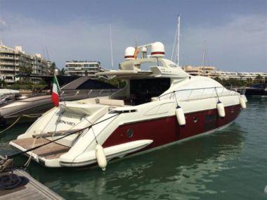 Продажа яхты Azimut 68S - AZIMUT 68S