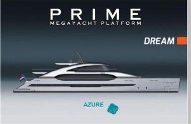 best yacht sales deals 162' PRIME Megayacht Platform DREAM - Prime