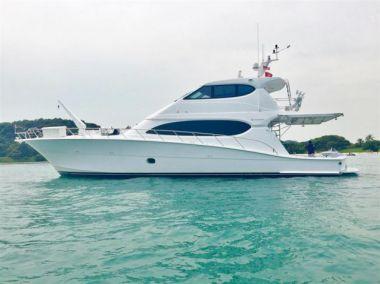 Продажа яхты Puteri - HATTERAS Convertible