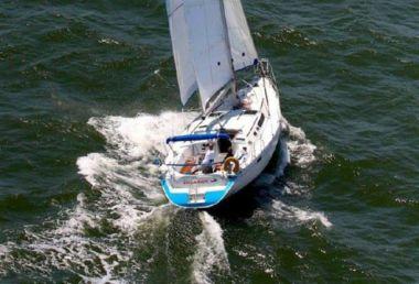 """Продажа яхты Beneteau 432 """"Renaissance"""" - BENETEAU 43' 0"""""""