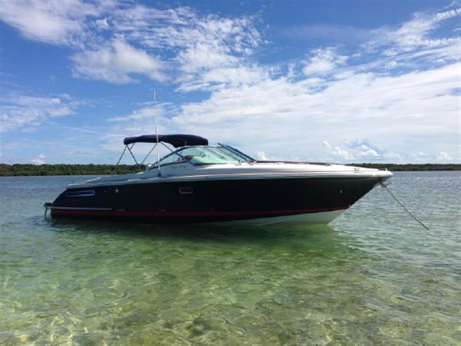 CHRIS CRAFT CORSAIR 33 - CHRIS CRAFT - Buy and sell boats