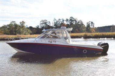 Купить яхту Lady S II - FOUNTAIN 38 Sportfish Express Cruiser в Atlantic Yacht and Ship