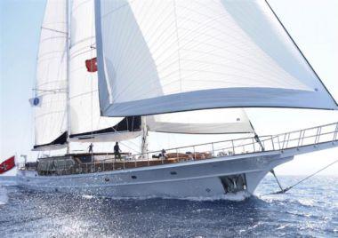 Стоимость яхты CLEAR EYES - Pax Navi / Ozhan Mobilya 2010