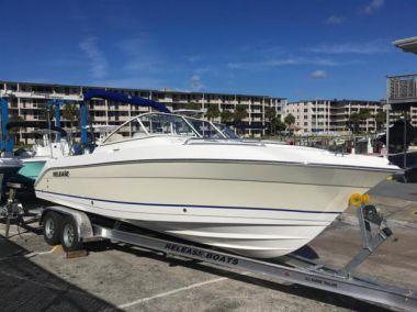 Стоимость яхты Release 230 DC - Release Boat Works