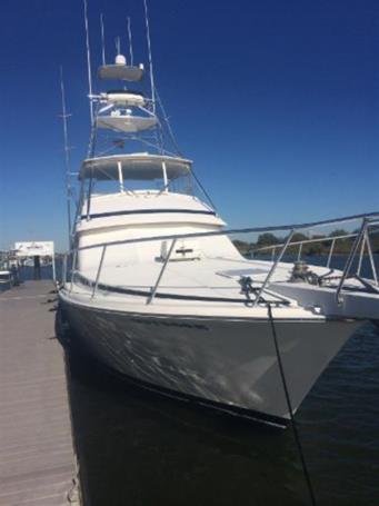 Продажа яхты OUTBACK - BERTRAM Convertible