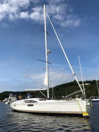 Купить яхту West Wind  - JEANNEAU Sun Odyssey 50 DS в Atlantic Yacht and Ship