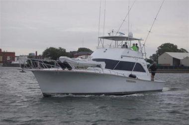 Стоимость яхты Dock Call - Ocean Yachts