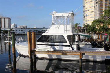 Стоимость яхты Odyssey - FITZROY YACHTS 1993