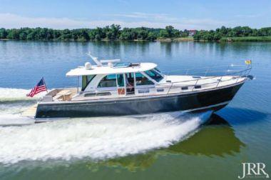 Продажа яхты Boomerang - SABRE YACHTS 2018