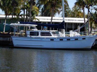 """La Sirena - ISLAND TRADER 40' 0"""" yacht sale"""
