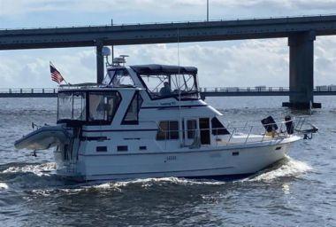 Продажа яхты Lady Bug VII - HERITAGE YACHTS EAST Sundeck