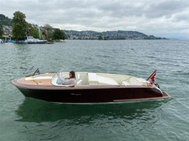 Стоимость яхты Pedrazzini Capri Super d.L. - One off 1961