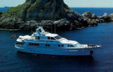 """Продажа яхты ALDONZA - ASTILLEROS DE MALLORCA 104' 0"""""""