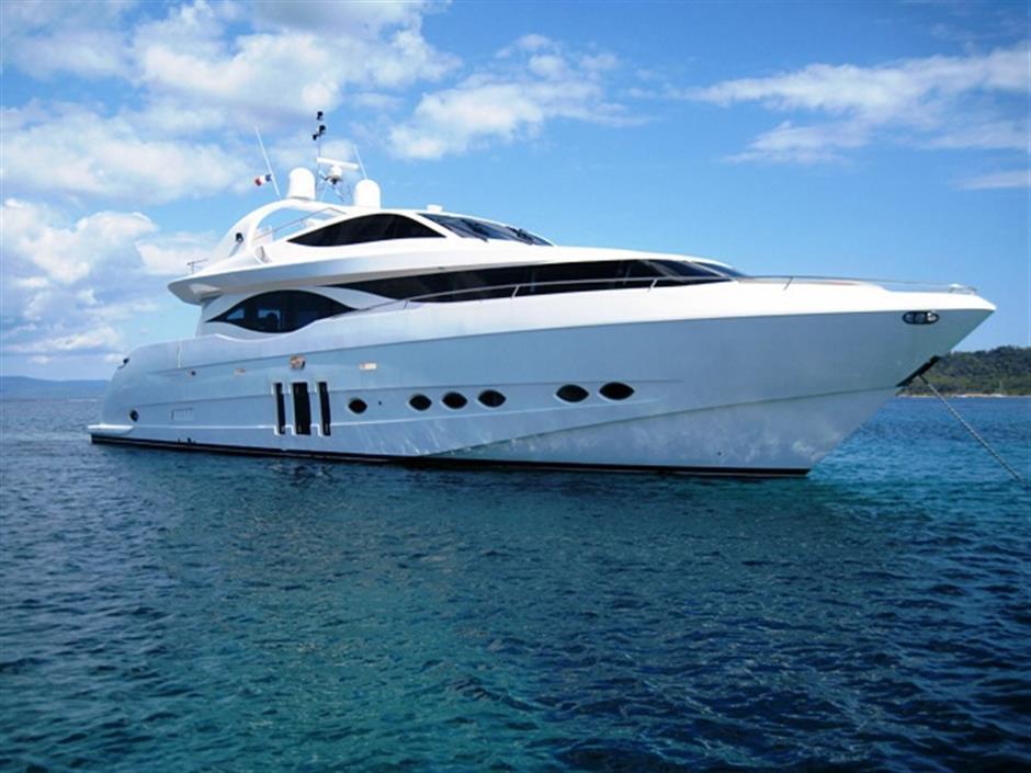MY MIA - EAGLE - Buy and sell boats - Atlantic Yacht and Ship