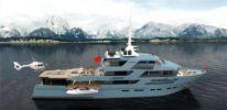 RANGER - Tiranian Yachts  RANGER 58m