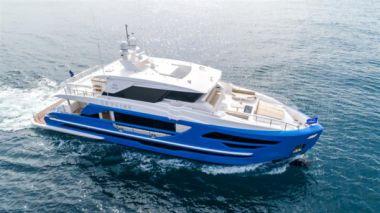Стоимость яхты FD87 Skyline (New Boat Spec) - HORIZON 2018