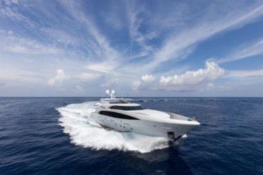 Стоимость яхты FINISH LINE  - TRINITY 2013