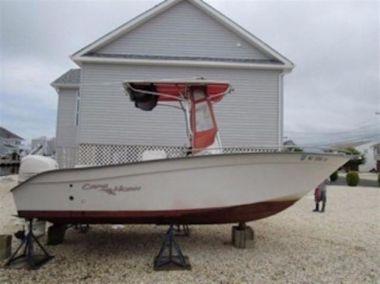 Купить яхту MISS BERNADETTE - CAPE HORN 21 Center Console в Atlantic Yacht and Ship