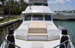 Купить яхту 74 Sport Deck  - HATTERAS 74 Sport Deck Motor Yacht в Atlantic Yacht and Ship