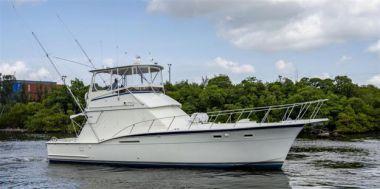 Buy a yacht Aubrey L - HATTERAS 1977