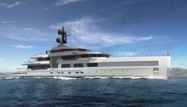 "Лучшие предложения покупки яхты 75m Turquoise ""Barracuda"" 2022 Delivery - TURQUOISE YACHTS 2022"