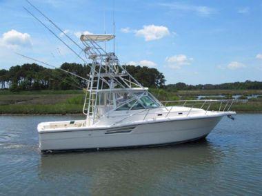 Продажа яхты Howe's Fishing - PURSUIT 3400