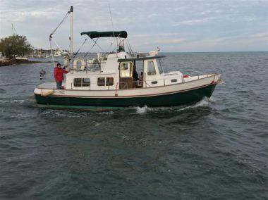 Продажа яхты Naughton - EAGLE 33 Transpac Trawler