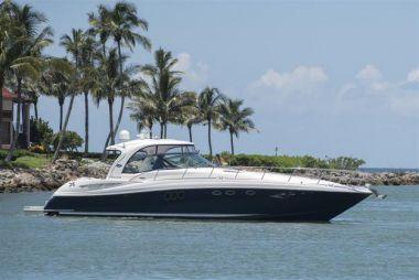 Лучшая цена на 2008 Sea Ray 520 Sundancer  - SEA RAY 2008