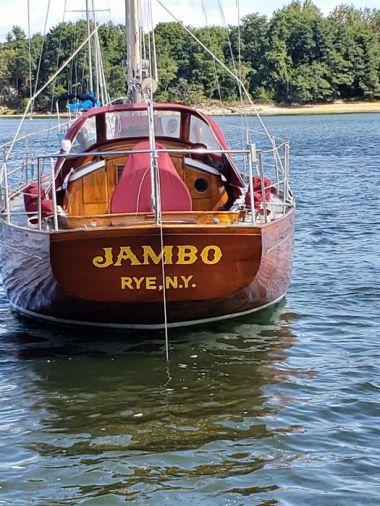 JAMBO yacht sale