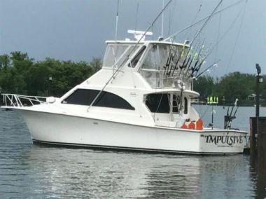 IMPULSIVE - Ocean Yachts Super Sport