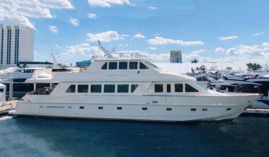 best yacht sales deals Sea Venture - HARGRAVE