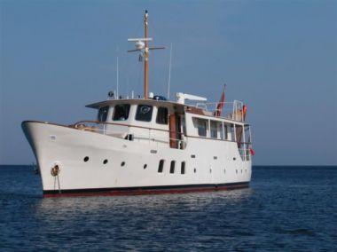 Buy a yacht NONETA - S. WHITE & COMPANY
