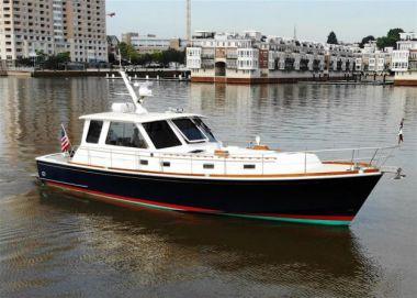 Buy a Right Royal - GRAND BANKS 49 Eastbay at Atlantic Yacht and Ship