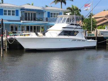 Стоимость яхты 46ft 1992 Hatteras Sportfish - HATTERAS 1992