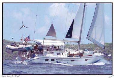 Стоимость яхты Nonlinear - HUNTER 1998