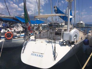 Продажа яхты Hinano