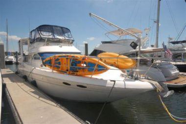 Продажа яхты 42 1996 Sea Ray 420 Aft Cabin - SEA RAY 420 Aft Cabin