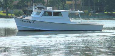 Купить яхту Amanda L - CHESAPEAKE BAY 36 deadrise в Atlantic Yacht and Ship