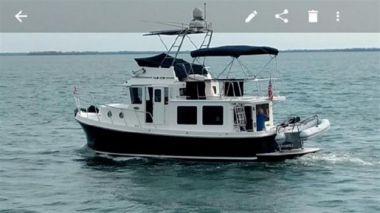 Buy a yacht Slo-Gin - AMERICAN TUG 2009